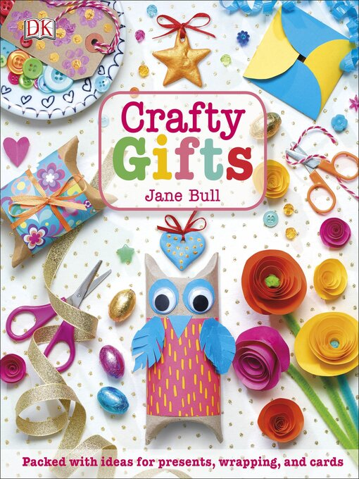 Crafty Gifts(book-cover)