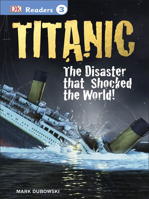 Title details for Titanic by Mark Dubowski - Available