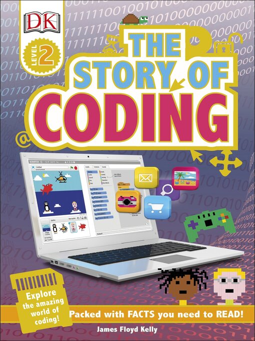 Title details for Story of Coding by James Floyd Kelly - Available