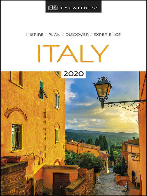 Cover of DK Eyewitness Travel Guide Italy