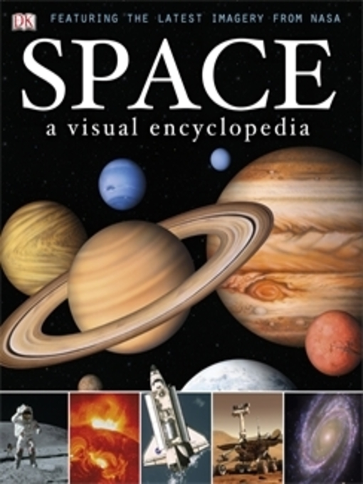 Space A Visual Encyclopedia  by DK