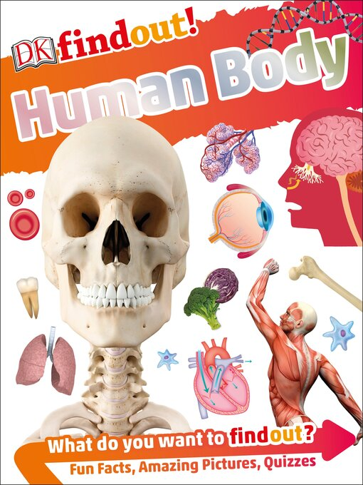 Title details for Human Body by DK - Available