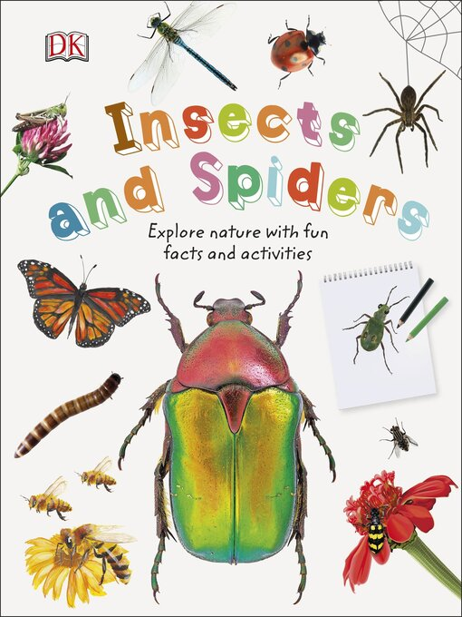 Title details for Insects and Spiders by DK - Available