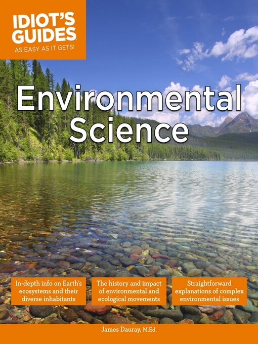 Title details for Environmental Science by James Dauray, M.Ed - Available