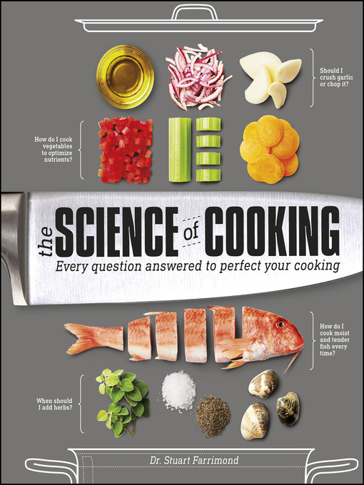 Cover of The Science of Cooking