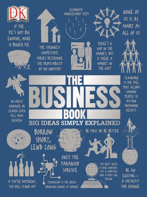 Title details for The Business Book by DK - Wait list