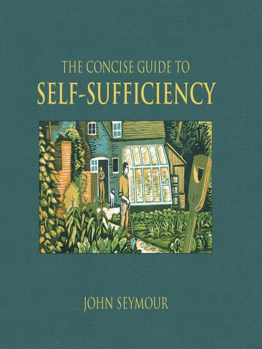concise guide to self sufficiency