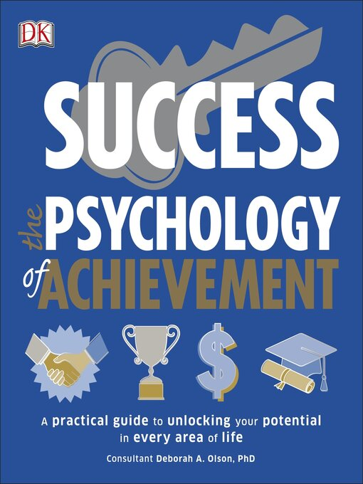 Cover of Success the Psychology of Achievement