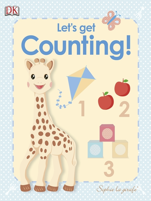 Title details for Let's Get Counting! by DK - Available