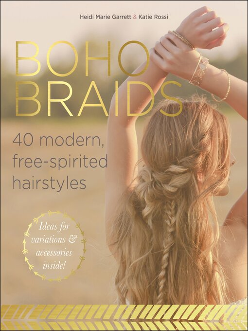 Title details for Boho Braids by Heidi Marie Garrett - Available