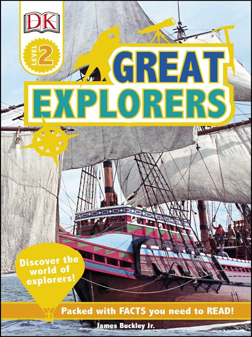 Title details for Great Explorers by James  Buckley, Jr - Wait list