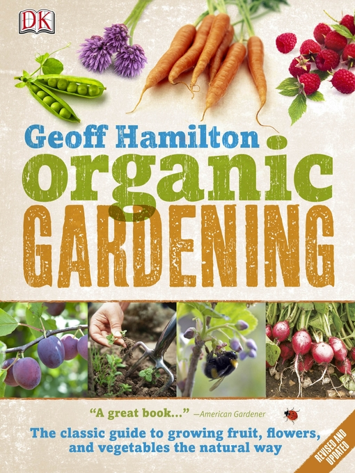Title details for Organic Gardening by Geoff Hamilton - Wait list