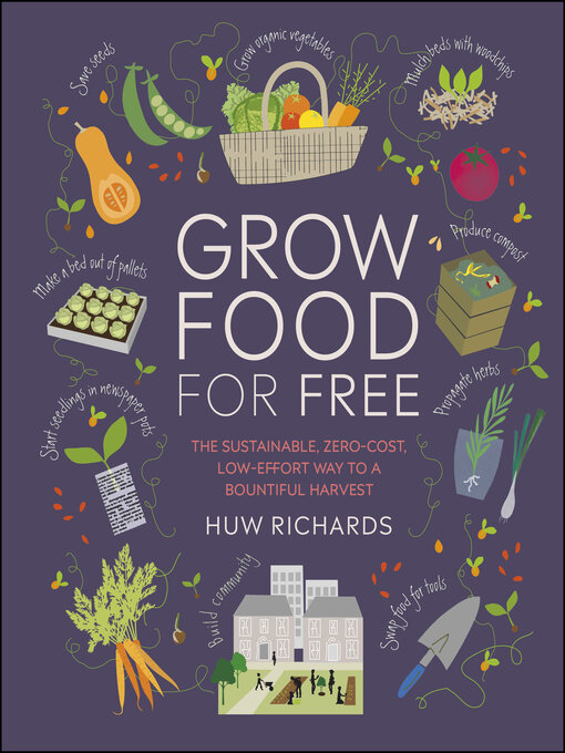 Title details for Grow Food For Free by Huw Richards - Wait list