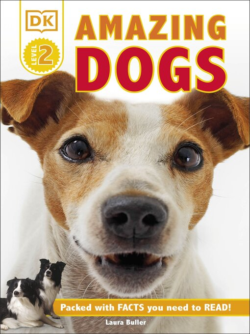 Cover of Amazing Dogs