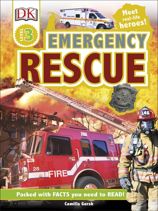 Title details for Emergency Rescue by Camilla Gersh - Available