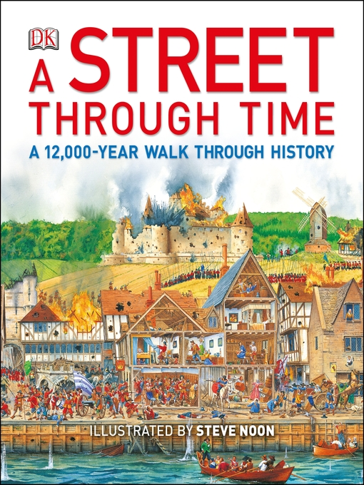 Title details for A Street Through Time by Steve Noon - Wait list
