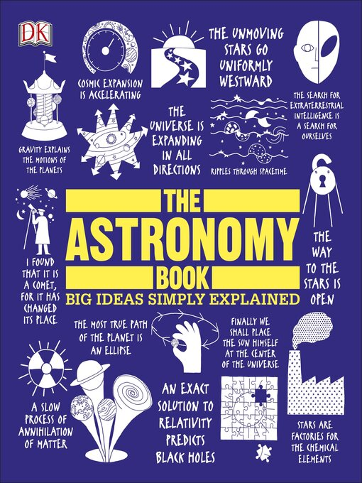 Title details for The Astronomy Book by DK - Available