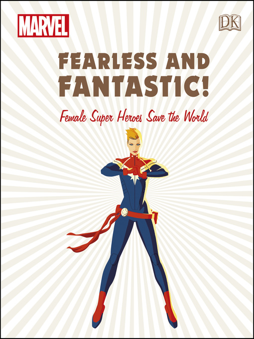 Cover of Marvel: Fearless and Fantastic!