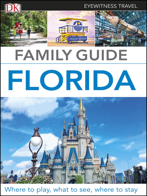 Cover of Eyewitness Travel Family Guide Florida
