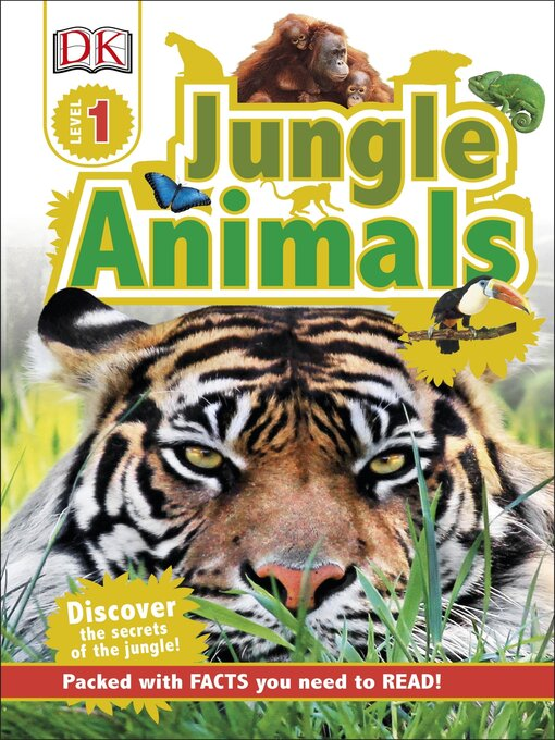 Title details for Jungle Animals by Camilla Gersh - Available