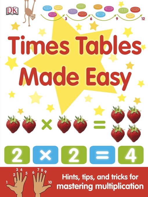 Title details for Times Tables Made Easy by Carol Vorderman - Available