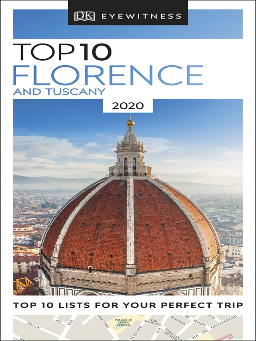 Title details for Top 10 Florence and Tuscany by DK - Available