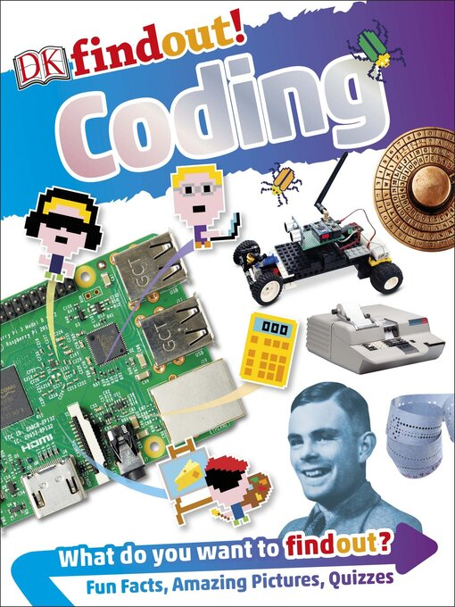 Title details for Coding by DK - Available