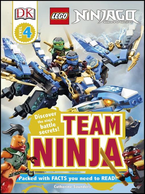 Lego ninjago team ninja nc kids digital library overdrive - Lego ninjago team ...
