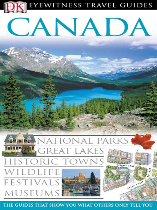 Title details for Canada by DK Publishing - Wait list