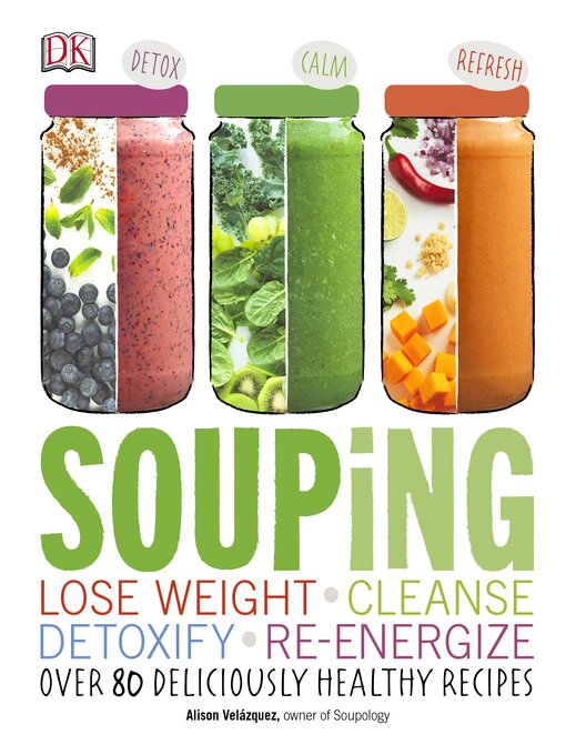 Title details for Souping by Alison Velázquez - Available