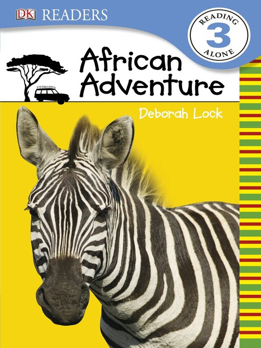 Cover of African Adventure