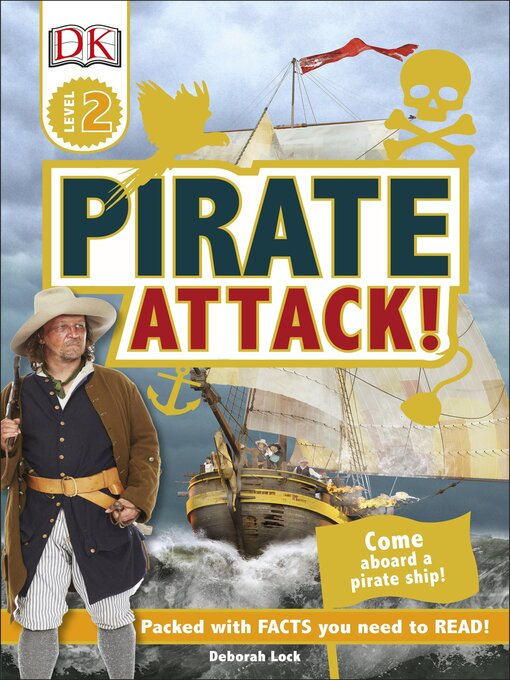 Title details for Pirate Attack! by Deborah Lock - Available