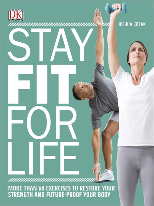 Title details for Stay Fit for Life by Joshua Kozak - Available
