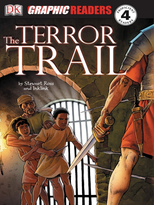 Title details for The Terror Trail by Stewart Ross - Available
