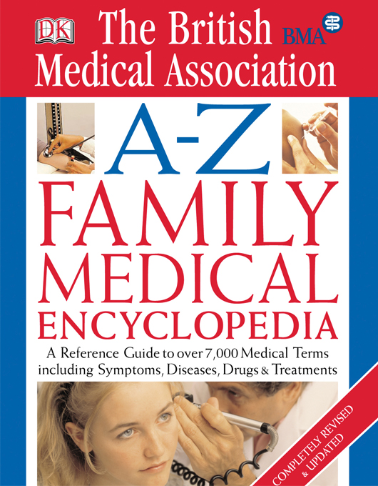 Title details for The BMA A-Z Family Medical Encyclopedia by Dr Michael Peters - Available