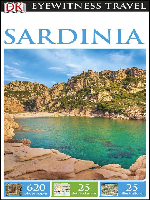 Title details for Sardinia by DK - Wait list