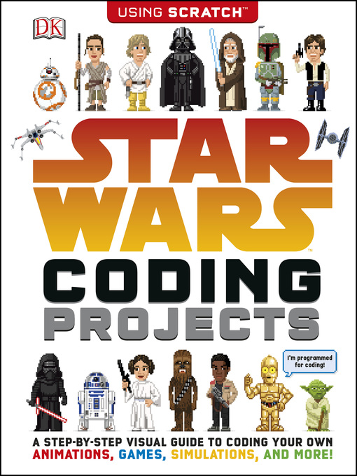 Title details for Star Wars Coding Projects by Jon Woodcock - Available