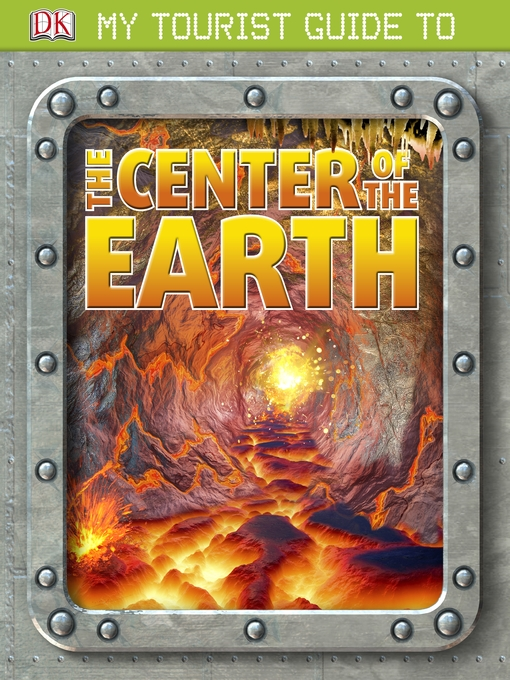 Cover of My Tourist Guide to the Center of the Earth
