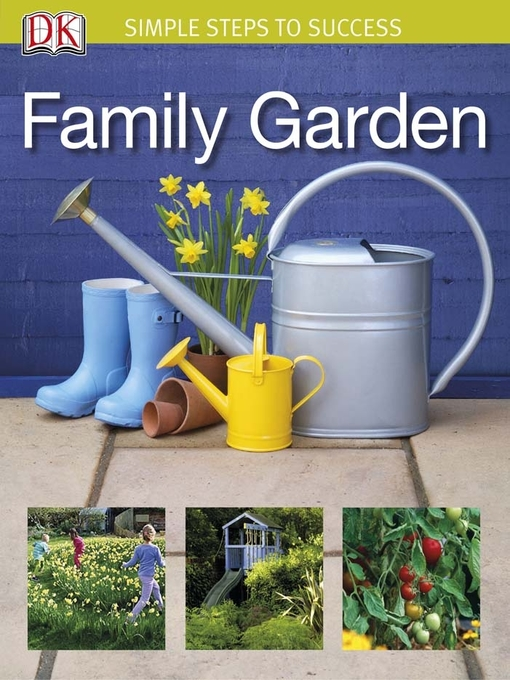 Title details for Family Garden by Dorling Kindersley - Available