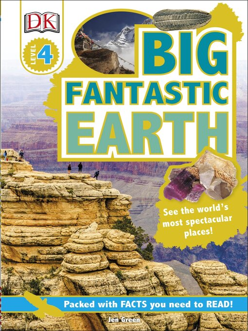 Title details for Big Fantastic Earth by Jen Green - Available