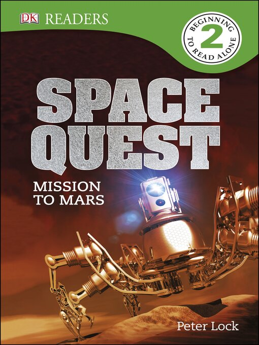 Title details for Space Quest by Peter Lock - Available