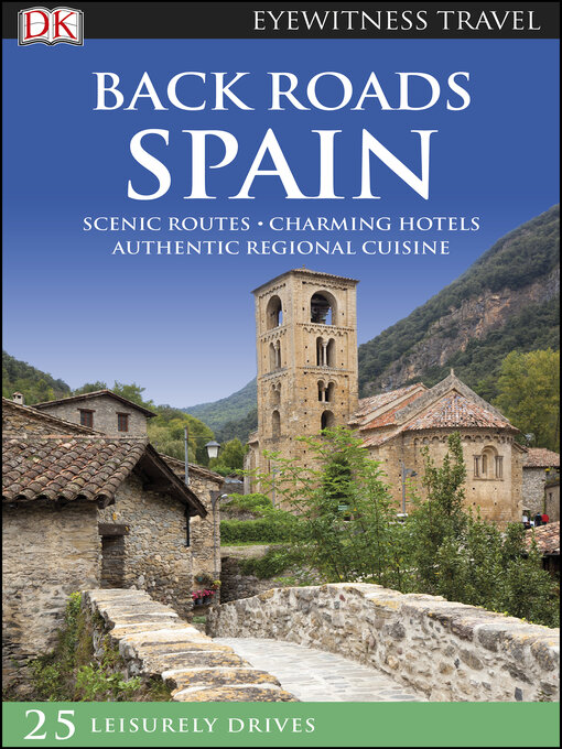 Title details for Back Roads Spain by DK - Available