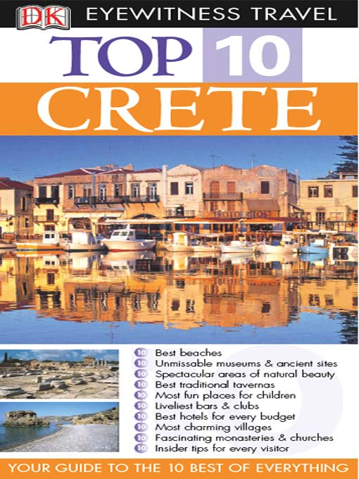 Title details for Crete by Robin Gauldie - Available