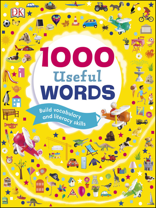 Title details for 1000 Useful Words by DK - Wait list