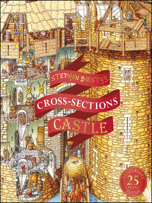 Title details for Cross-Sections Castle by Stephen Biesty - Wait list