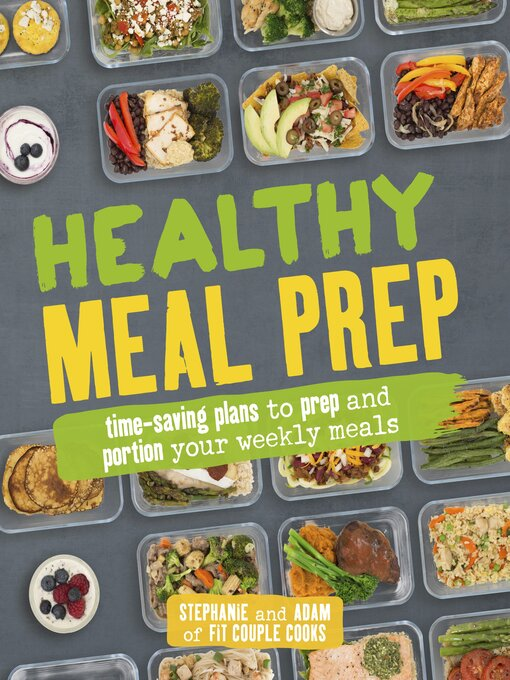 Cover of Healthy Meal Prep