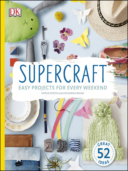 Title details for Supercraft by Sophie Pester - Wait list