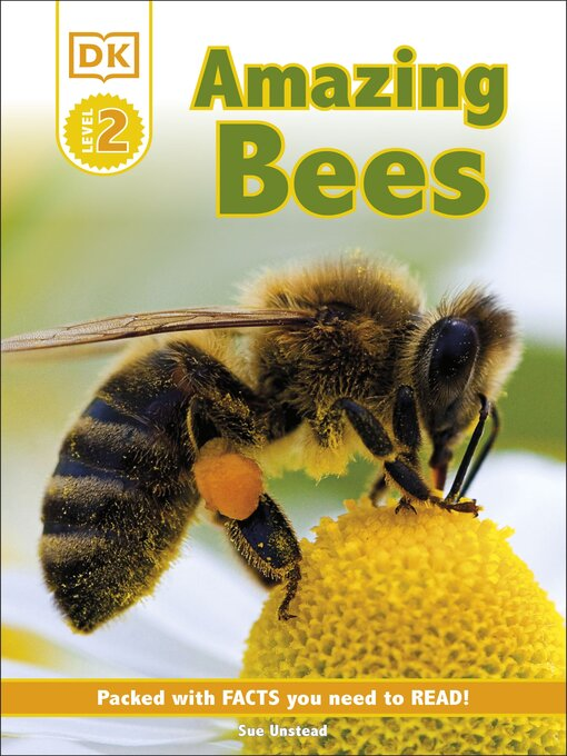 Title details for Amazing Bees by Sue Unstead - Available
