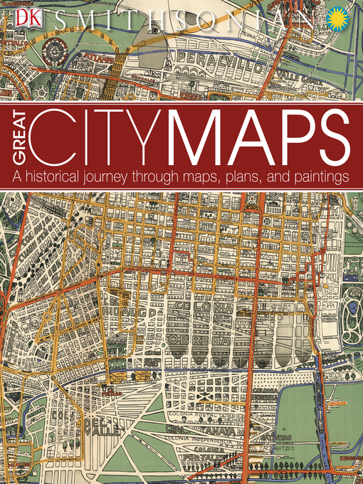 Title details for Great City Maps by DK - Available