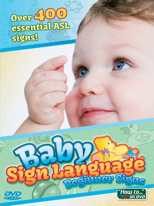Baby Sign Language Beginner Signs - Indianapolis Public Library
